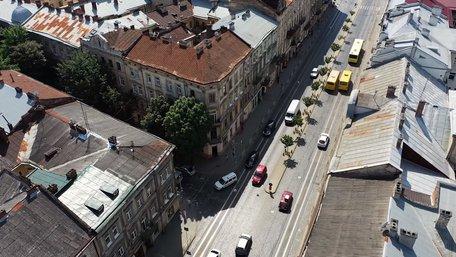Чи буде довкола центру Львова мале транспортне кільце