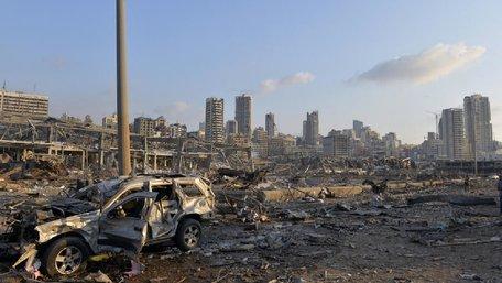 Вища Рада оборони Лівану назвала причину вибухів в Бейруті