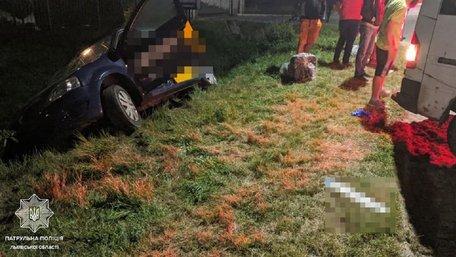 Таксист Uklon у стані наркотичного сп'яніння потрапив у смертельну ДТП під Львовом