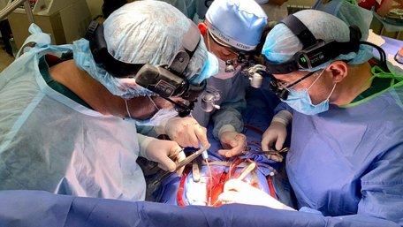 Львівські хірурги вперше в Україні провели пересадку підшлункової залози