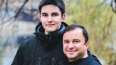 21-річний син українського співака Віктора Павліка помер від раку