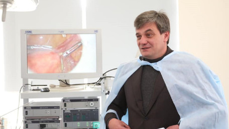 Володимир Зуб звільнився після 14 років на посаді головного медика Львова