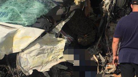 Четверо людей загинули в аварії маршрутки біля Коростеня