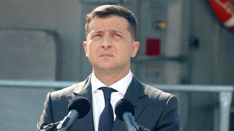 Володимир Зеленський відреагував на протести у Білорусі