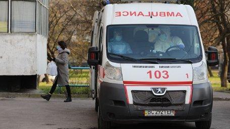Через приріст хворих на коронавірус на Львівщині відкрили лікарні другої хвилі