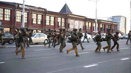 У Білорусі другий день тривають протести проти результатів виборів президента