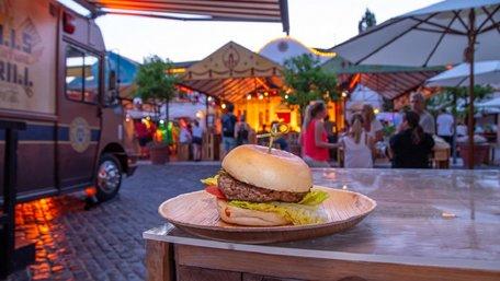 На Сихові відкриють перший у Львові постійно діючий фудкорт вуличної їжі