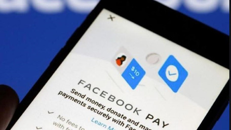В Україні стала доступною платіжна система Facebook Pay