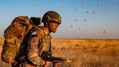 Британські військові здійснили найбільшу за 20 років десантну операцію в Україні