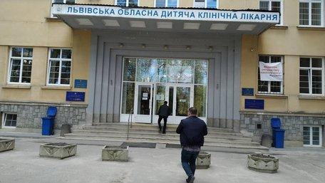 У Львові підключили до ШВЛ трирічну дівчинку з Covid-19 у важкому стані
