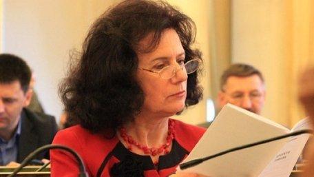 Від коронавірусу померла депутатка Львівської облради Мирослава Лісна