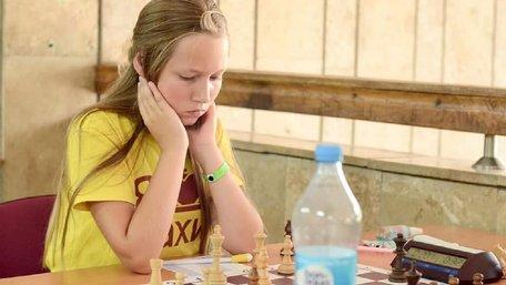 10-річна львів'янка стала чемпіонкою України з шахів серед дівчат