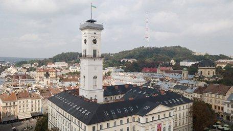 «Самопоміч» випередила «ЄС» у рейтингах до Львівської міськради