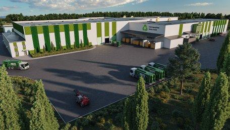 У Львові визначили компанію, що будуватиме сміттєпереробний завод
