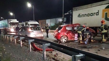 У результаті ДТП на об'їзній Львова загинули троє людей