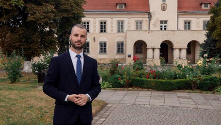 Новим мером Жовкви став 25-річний Олег Вольський