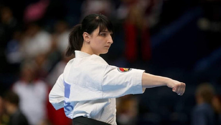 28-річна львів'янка стала чемпіонкою Європи з кіокушинкай карате