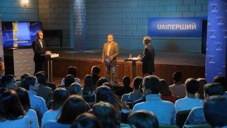 Андрій Садовий викликав Олега Синютку на прямі теледебати