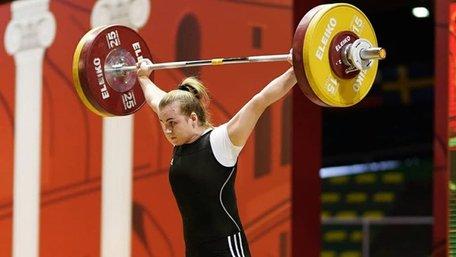 Українка стала абсолютною чемпіонкою Європи з важкої атлетики