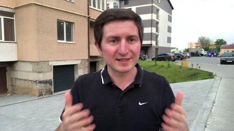 Суд відмовився штрафувати львівського ковід-дисидента Остапа Стахіва