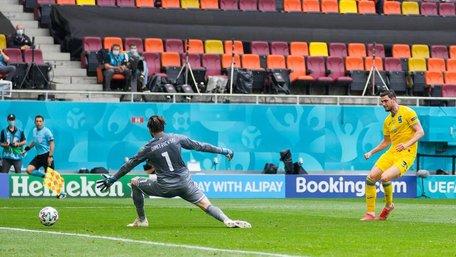 Україна обіграла Північну Македонію в другому матчі на Євро-2020