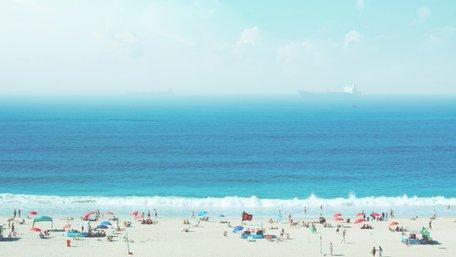 Ніколи не робіть цього на пляжі