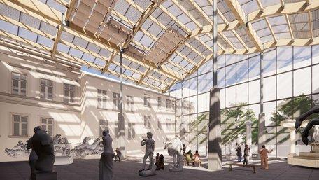 Мерія погодила будівництво мистецького комплексу у центрі Львова