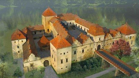 Як виглядатиме Свірзький замок після реставрації