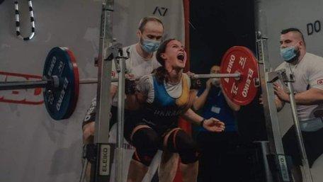 15-річна яворівчанка Софія Станько стала чемпіонкою світу з пауерліфтингу