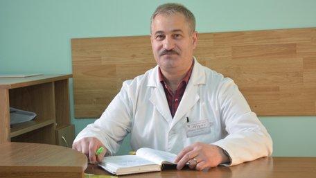 Помер львівський лікар-інфекціоніст Віктор Періг