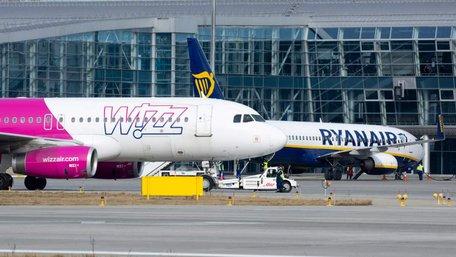 Перевезення багажу Wizz Air, Ryanair, МАУ та SkyUp