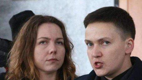 Надію Савченко затримали з підробним Covid-сертифікатом