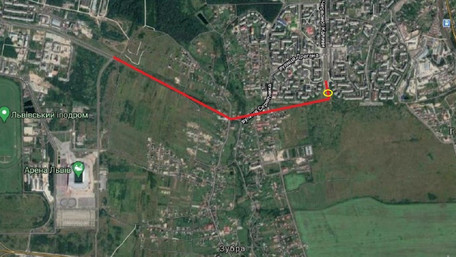 Суд заборонив зятю Дубневича продавати ділянку під нову  львівську вулицю