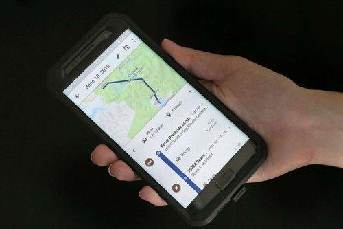 У Google пояснили, як саме стежать за місцезнаходженням користувачів. Деякі програми відстежують місце розташування користувача, навіть якщо ця функція відключена