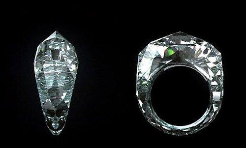 найдорожчий у світі перстень