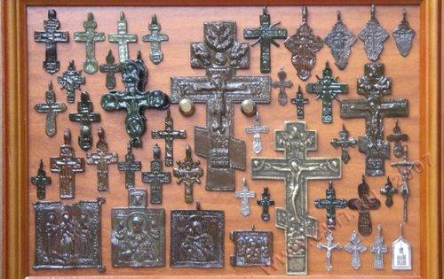 хрестики музею хреста