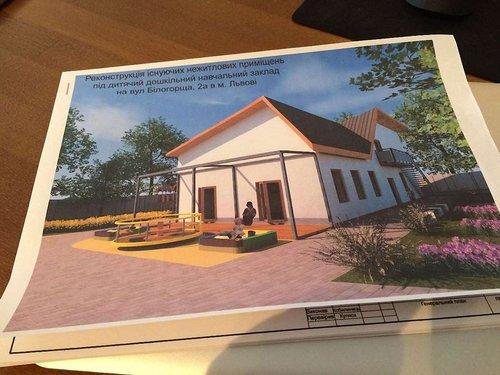 У мікрорайоні Білогорща збудують дитячий садок