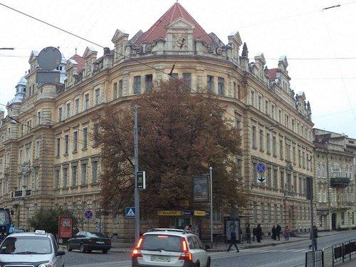 У центрі Львова відреставрують пам'ятку архітектури за майже 70 млн грн