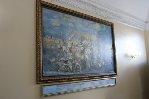 Картина «Битва під Оршею 1514 року»