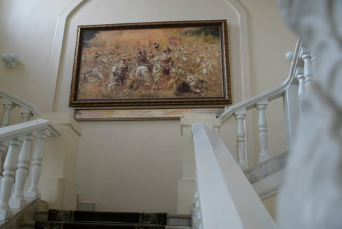 Картина «Хотинська битва 1621 року»