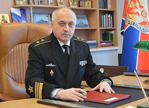 Геннадій Мєдвєдєв — заступник керівника Прикордонної служби ФСБ РФ