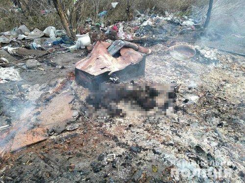 У Самборі на сміттєзвалищі згорів 15-річний юнак