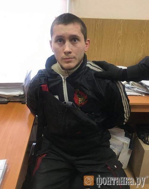 Вадим Оленчик після затримання