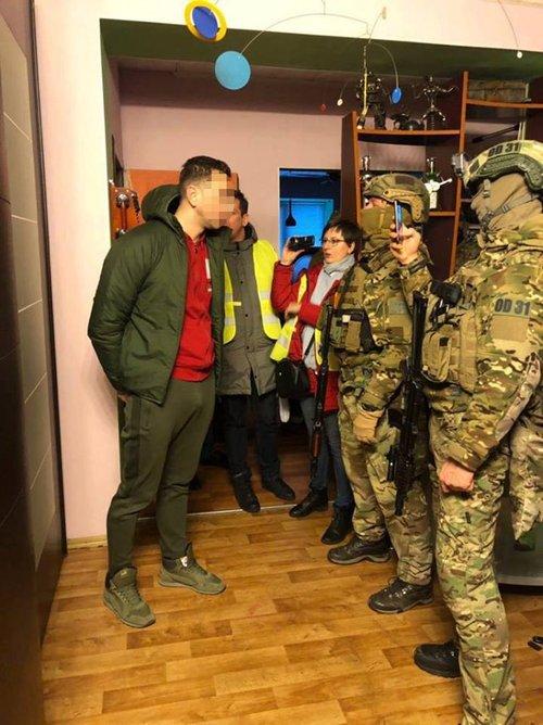 Шахраїв затримали в Одесі