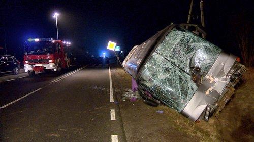 Аварія сталась вночі 1 березня