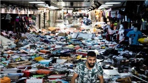 Аномальна злива затопила історичний район найбільшого міста Туреччини. У Стамбулі затопило популярний серед туристів історичний район Фатіх