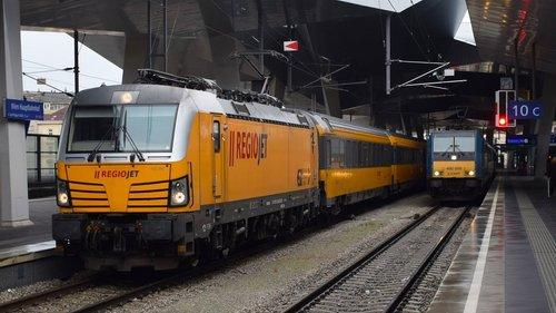 З Чехії в Україну в червні 2020 року запустять нічний потяг. Потяг між Україною та Чехією курсуватиме вночі