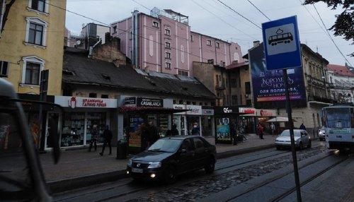 Донька найбагатшого депутата ЛМР збудує торговий центр з готельними номерами у центрі Львова. На проект нового торгово-готельного комплексу на вул. Дорошенка у центрі Львова проведуть міжнародний конкурс