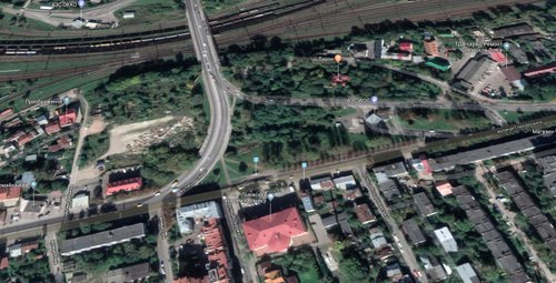 Львівська будівельна компанія облаштує кільце на виїзді з Левандівки на вул. Городоцьку. Траспортну розв'язку компанія «Ріел» обіцяла збудувати раніше