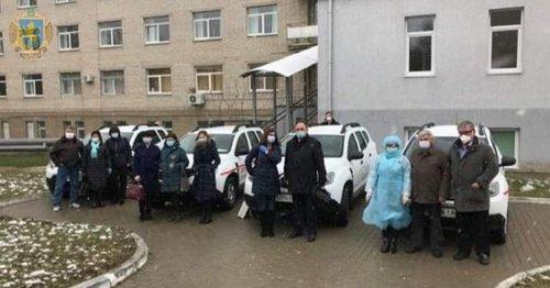 У районах Львівщини розпочали експрес-тестування мешканців на коронавірус